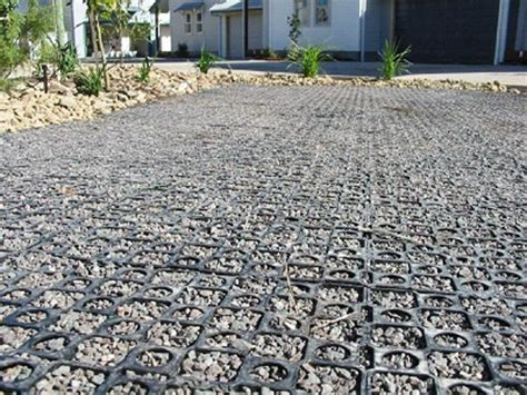 gravel cell mm flo cell drainage cell stable grid
