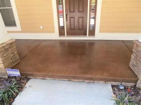 stained concrete patio ideas epoxy concrete paint colors stained concrete porches interior