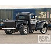1941 Willys Pickup Drag Dragster Gasser Race USA 1600x1200