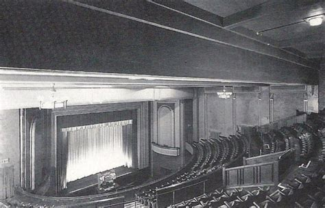 Mansfield Interiors by Byron Cinema Historical Information