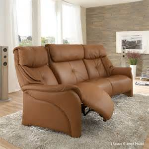 Curved Reclining Sofa Chester 3 Seater Manual Curved Reclining Sofa In Grade 31 Leather
