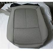 2009 10 Ford F Series F150 XLT Seat Cover Bottom Left Driver Cloth