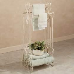 bath towel stands aldabella gold bath towel rack stand