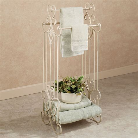 Towel Stand For Bathroom by Aldabella Gold Bath Towel Rack Stand