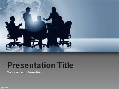 Powerpoint Vorlagen Zum Herunterladen Team Meeting Presentation Template