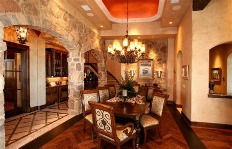 hill country dining room rustic hill country elegance by zbranek holt custom