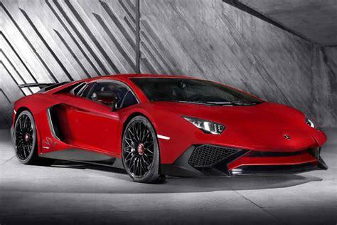 Lamborghini Specification Lamborghini Aventador Superveloce Price Specs