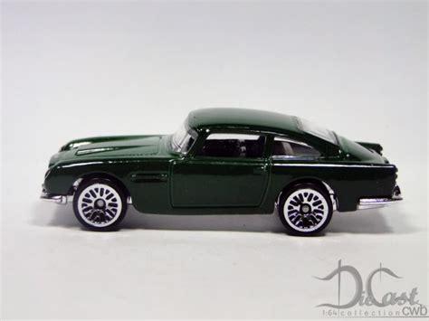 Diecast Hotwheels Aston Martin Db5 1963 Collector diecast cwb 1 64 collection 1963 aston martin db5