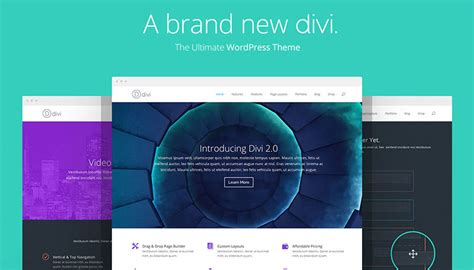 divi theme themes updates their popular divi theme
