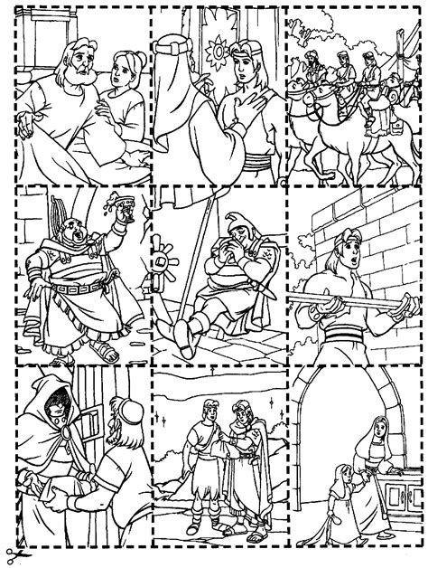 lds coloring pages nephi builds a ship lds coloring pages nephi