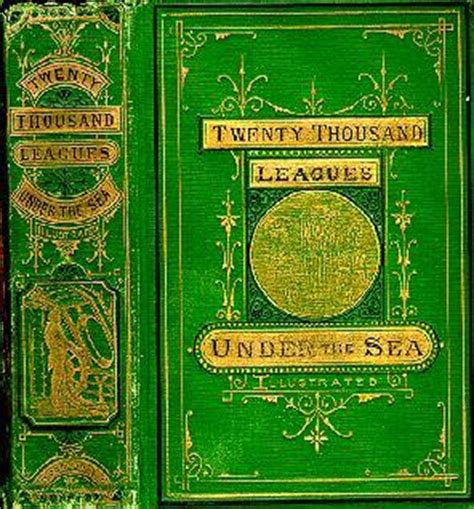 twenty thousand leagues the sea book report jules verne books andrew nash