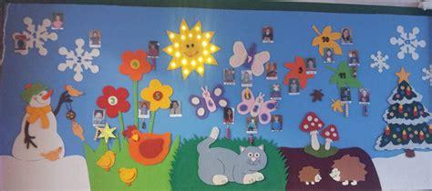 Geburtstagskalender Im Kindergarten Basteln by Geburtstagskalender Bild 1 Kindergarten Aus Filz