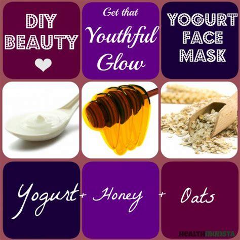 easy diy masks recipes diy yogurt mask recipes for beautiful skin