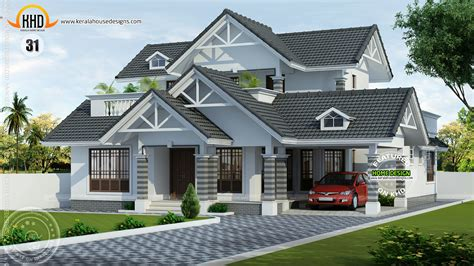 kerala home design august 2012 new kerala house plans august home design august kerala
