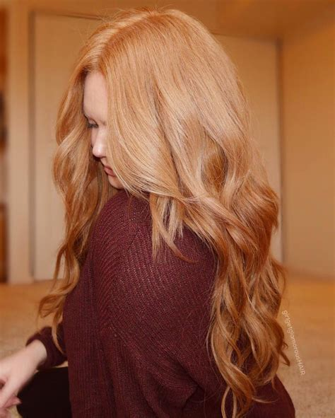 strawberry hair color best 25 strawberry blond hair ideas on
