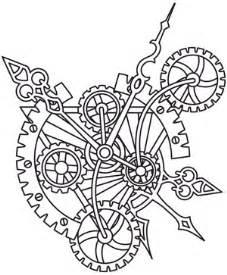 steampunk alchemy clockwork urban threads unique and