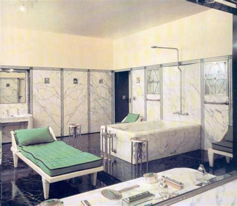Badezimmer Aus Holz 1911 by Palais Stoclet Bathroom Josef Hoffman Vienna Josef