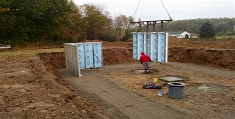 insulated pre cast basements by legendary homes