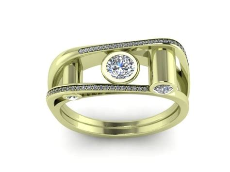 Gold Engagement Ring ? You have a Wide Choice   Cardinal Bridal
