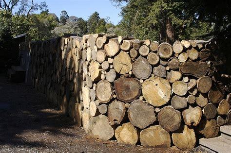 Virgo Landscape Edging Log Wall Retaining Walls Logs Log Wall