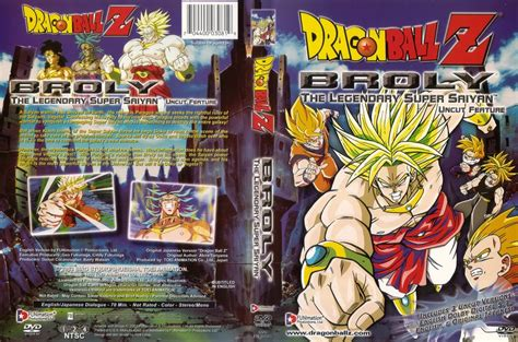 link film dragon ball broly legendary