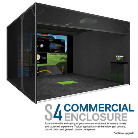 Golf Swing Simulator by Swing S4 Golf Simulator Room Guys