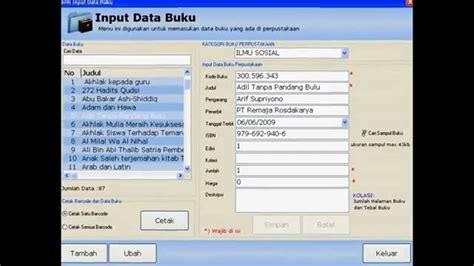 Software Aplikasi Keuangan Pengelola Masjid software aplikasi sistem keuangan sekolah terpadu