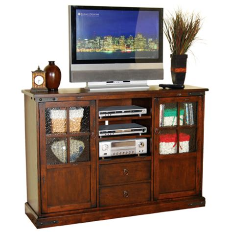 60 tv entertainment center entertainment centers 60 quot wood tv console from seabrook