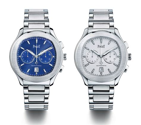 Guess Piaget piaget introduces polo s a stainless steel line innovation