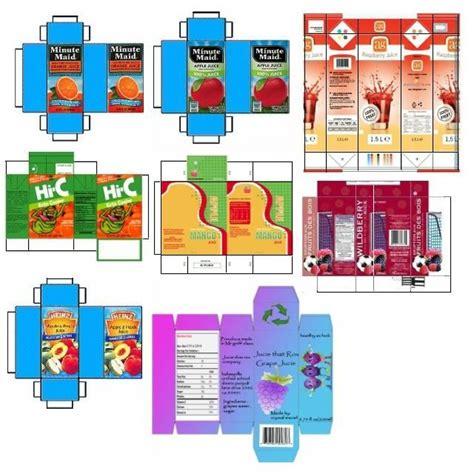 Juice Box Printables