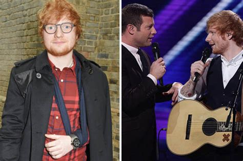 ed sheeran perfect x factor ed sheeran tour dates cancelled but he hopes for x factor