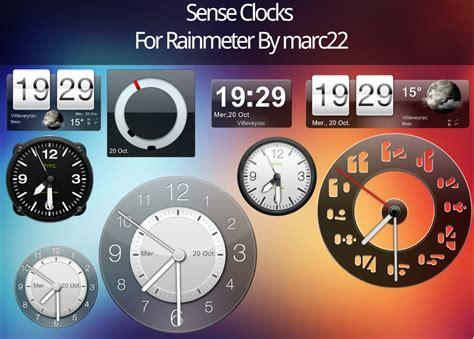 themes clock analog htc sense clocks by marcarnal on deviantart