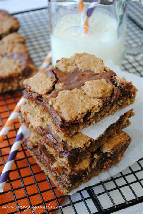 triple chip revel bars shugary sweets