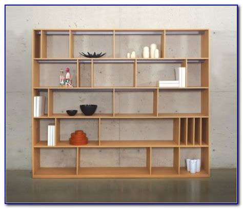 open back bookcase room divider bookcases home design