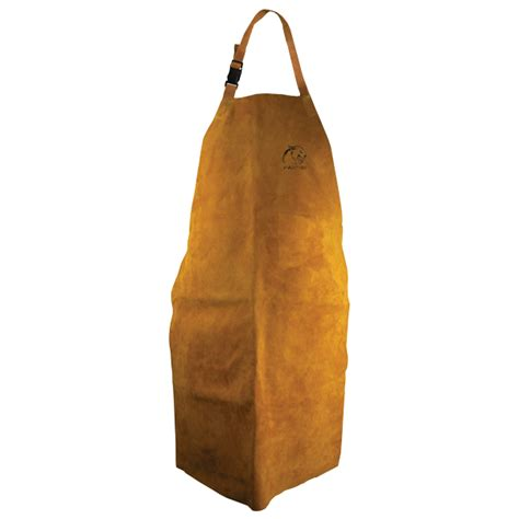 Panther gold welding apron gasweld