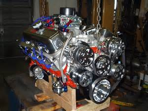 540 640hp stage five chevrolet big block crate