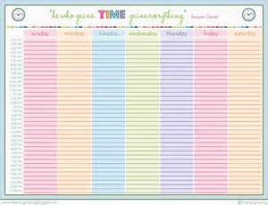 4 week schedule template 4 weekly schedule printable ganttchart template