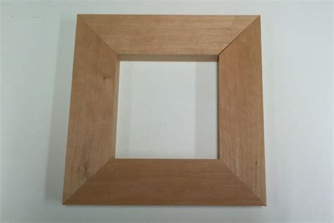 corner photo frames cut perfect miter joints in 3 steps