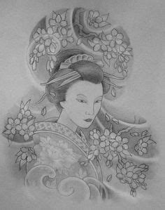 geisha tattoo wiki line drawing of the statue of zeus at olympia the seven