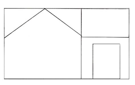 how do you draw a house how to draw a house draw step by step
