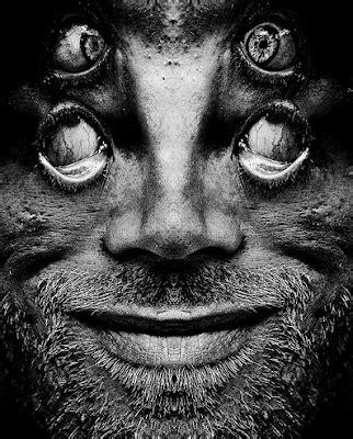 wallpaper keren portrait gambar seram editan photoshop part 16