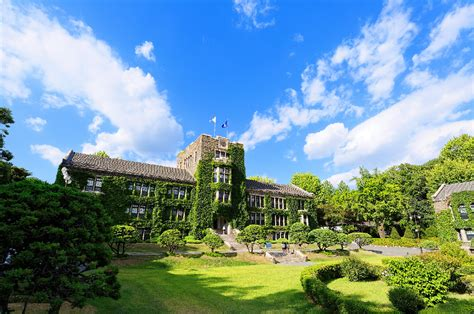 Uiw Mba Courseload by Yonsei Exchange Partners Of Otago