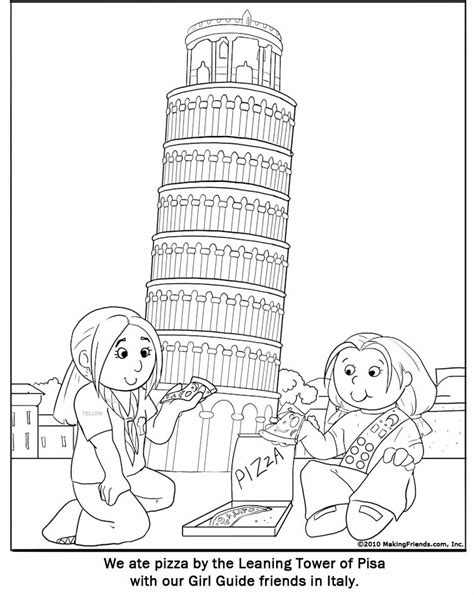 italian coloring pages coloring pages