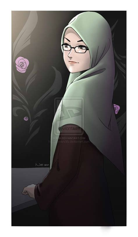 tutorial gambar anime hijab 161 best images about islamic anime on pinterest muslim