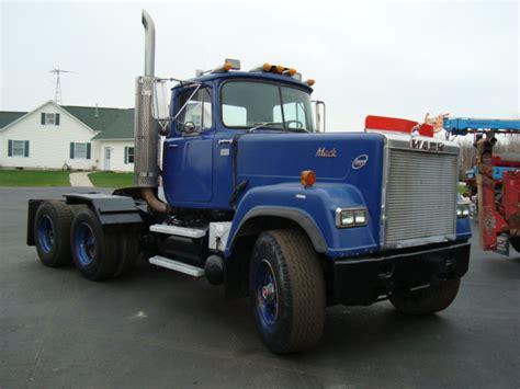 1986 mack rw753 superliner for sale at ellenbaum truck