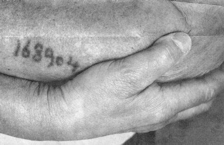 tattoo numbers in holocaust jew tattoos