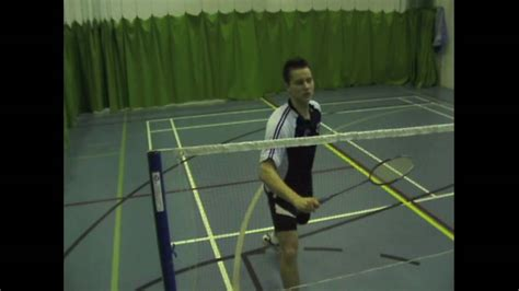 tutorial badminton youtube badminton tutorial net kills youtube
