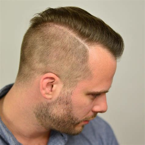 mens haircuts chicago loop jesse wyatt hairstylist brings an architectural