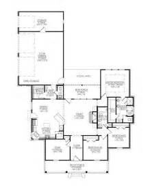 house plans with open floor plans 653325 stunning 3 bedroom open house plan with study