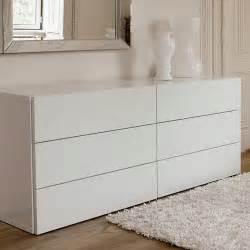 White Modern Dresser » Home Design 2017